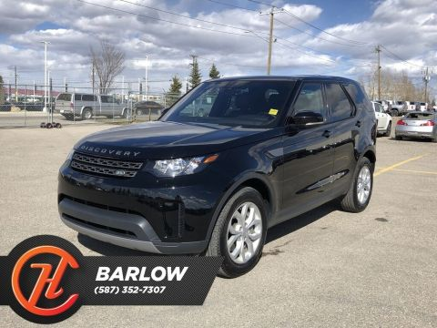 Pre-Owned 2018 Land Rover Discovery SE / Navi / Back Up Camera / Heated leather seats