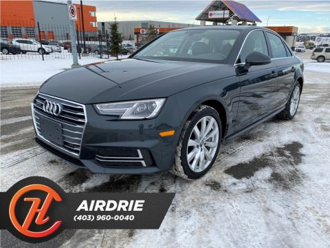 Pre-Owned 2018 Audi A4 2.0 TFSI quattro Komfort S tronic