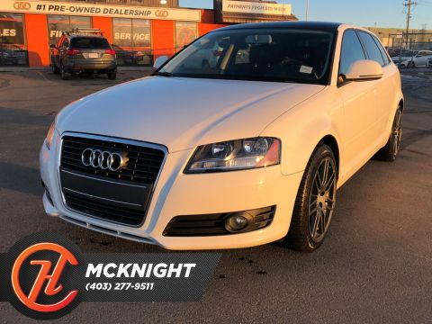 Pre-Owned 2009 Audi A3 Leather / Sunroof