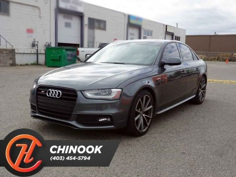 Pre-Owned 2015 Audi S4 3.0T Technik plus LOADED!