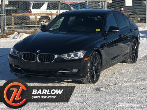Pre-Owned 2015 BMW 3 Series 4dr Sdn 328i xDrive AWD / Navi / Sunroof