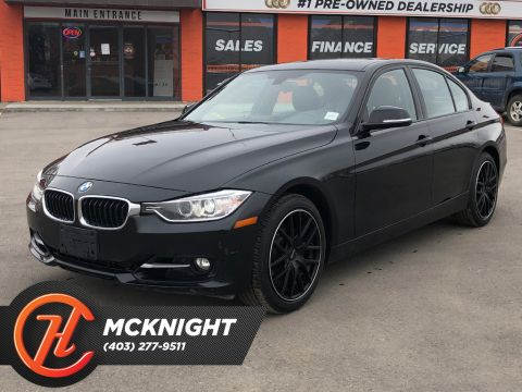Pre-Owned 2013 BMW 3 Series 4dr Sdn 328i xDrive AWD / Leather / Navi