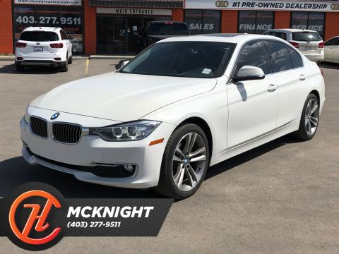 Pre-Owned 2014 BMW 328d xDrive 328D X-Drive / Leather / Sunroof