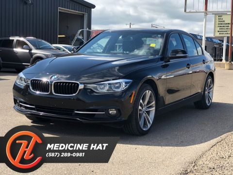 Pre-Owned 2018 BMW 330I xDrive