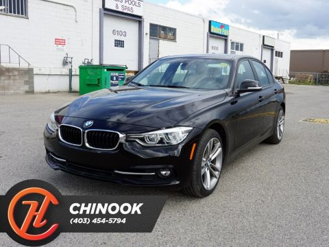 Pre-Owned 2018 BMW 330I xDrive w/ Bluetooth,Heated Seats,Backup Cam