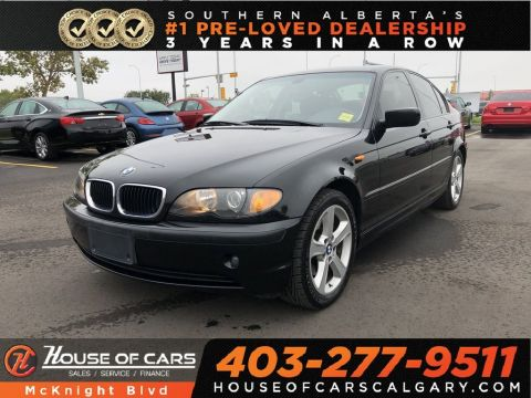 Pre-Owned 2005 BMW 325 i