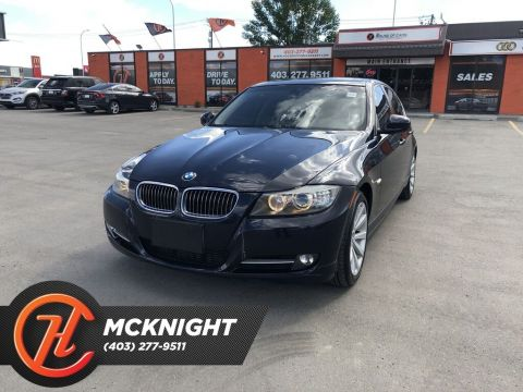 Pre-Owned 2009 BMW 335i i / Leather / Sunroof