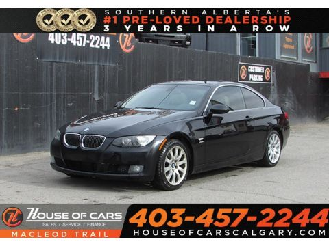 Pre-Owned 2009 BMW 328 i xDrive,Sunroof,H.seats,Leather seats,AWD