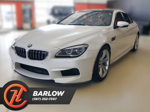 Pre-Owned 2016 BMW M6 4dr Sdn Gran Coupe