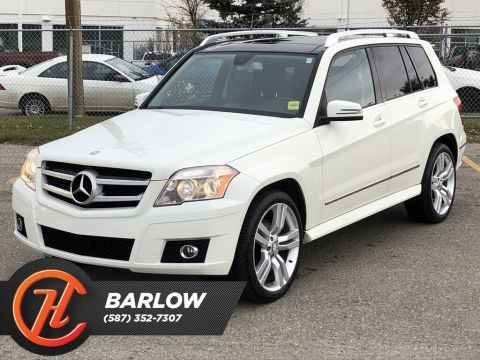 Pre-Owned 2010 Mercedes-Benz GLK GLK350 4MATIC / Leather / Heated seats