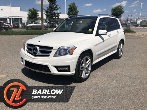 Pre-Owned 2012 Mercedes-Benz GLK GLK 350 / Sunroof / Heated Leather Seats
