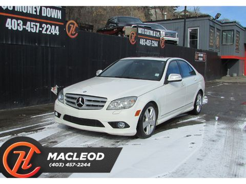Pre-Owned 2009 Mercedes-Benz C-Class 4dr Sdn 3.0L 4MATIC