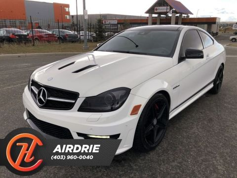 Pre-Owned 2014 Mercedes-Benz C63 AMG C63 Edition 507