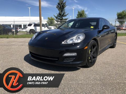 Pre-Owned 2010 Porsche Panamera 4S / Back up Camera / Sunroof