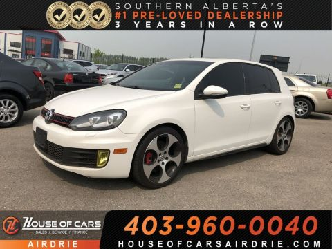 Pre-Owned 2011 Volkswagen GTI 5-Door