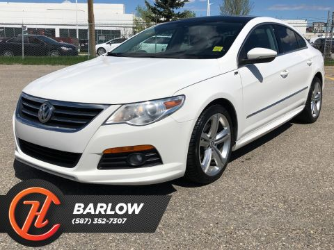 2012 Volkswagen PASSAT CC 4dr DSG Highline / Leather / Sunroof